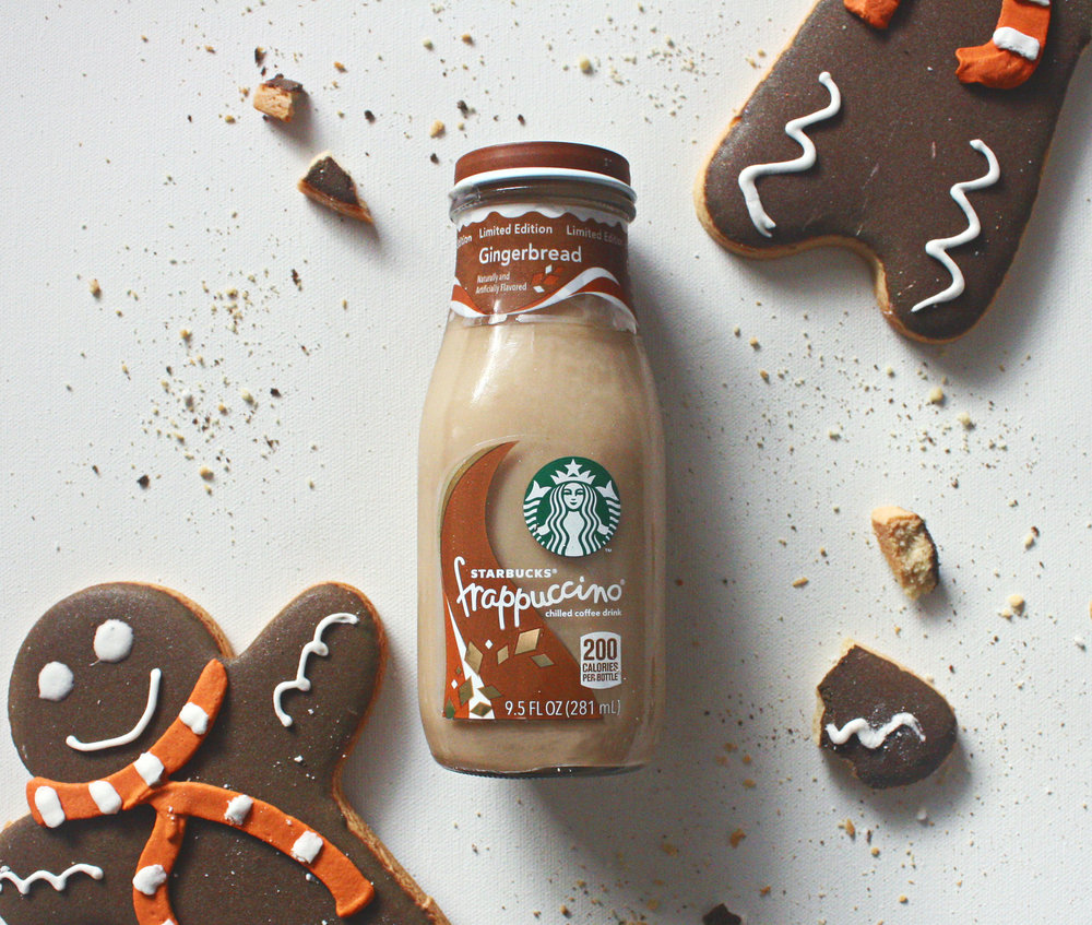 Starbucks Gingerbread Frappuccino