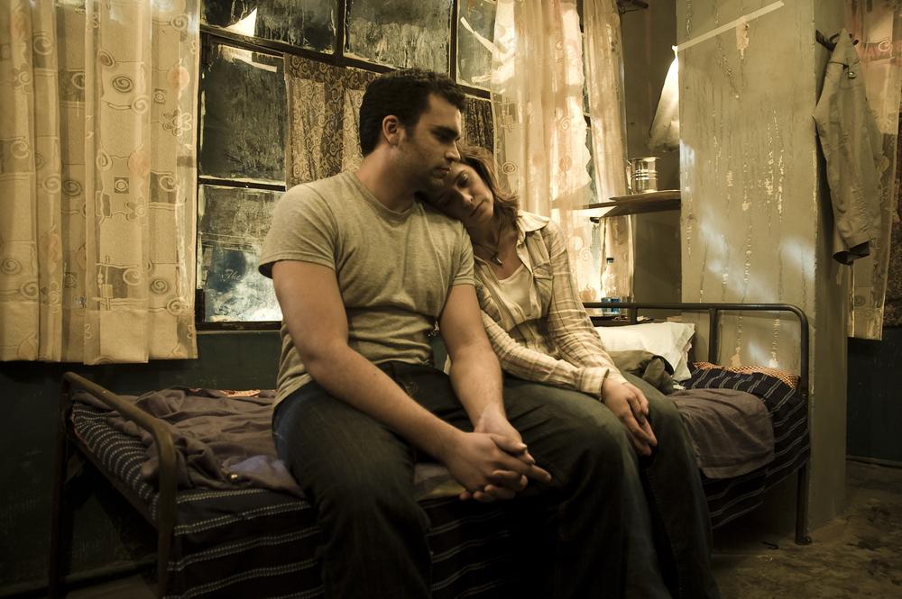 Ashok & Lorie in hostel.jpg