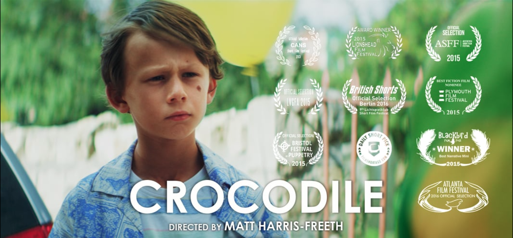 Crocodile Short Film 2014 - Art Director