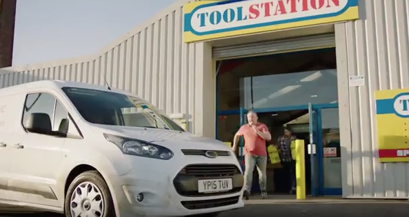 Toolstation commercial 2015+16 - Art Direction