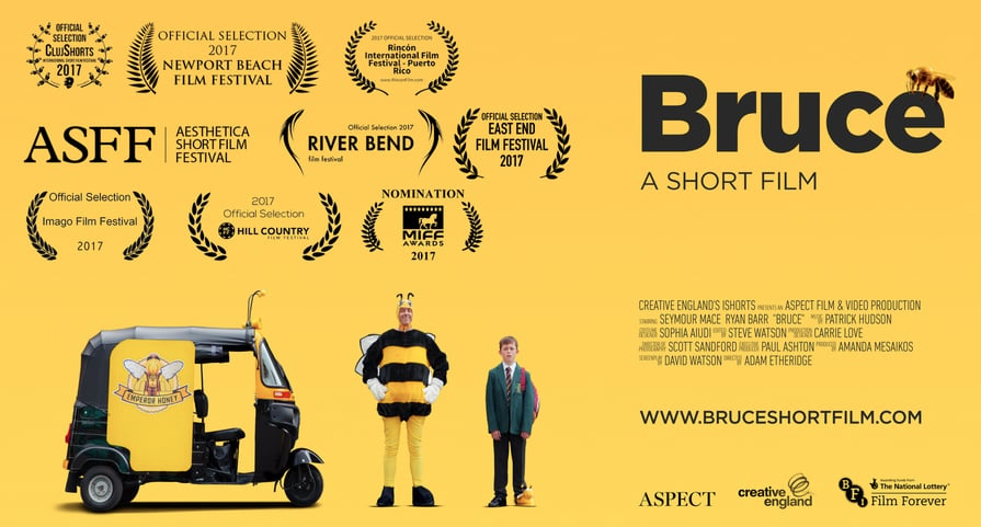 Bruce Short Film - Designer