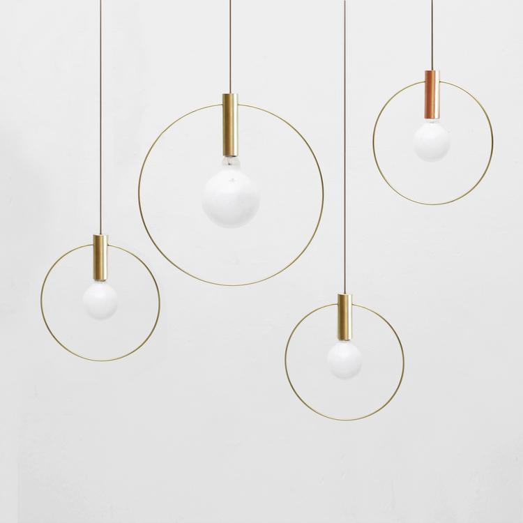 4 pendant light fixture ceiling aura lights studio