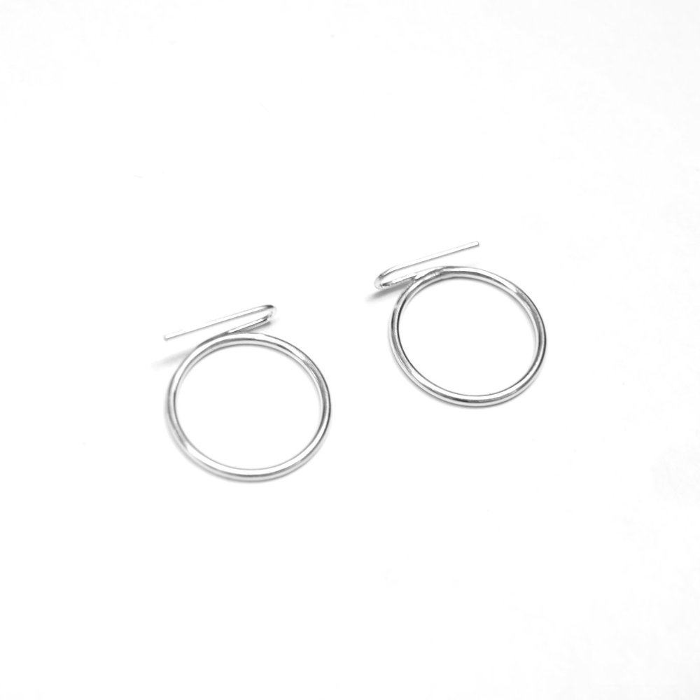 CLIMBER EARRINGS - RING