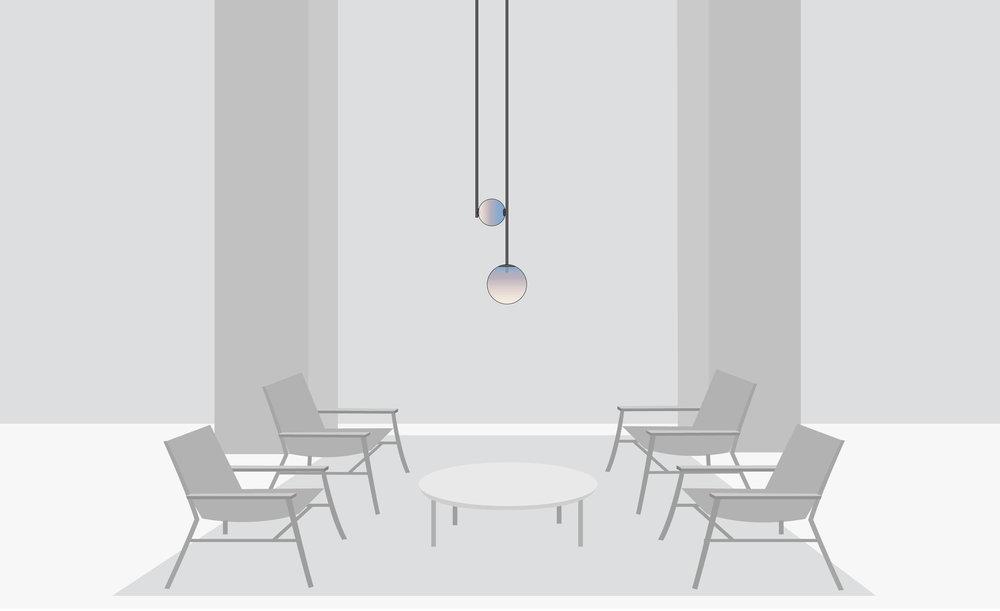 Equalizer - Pendant