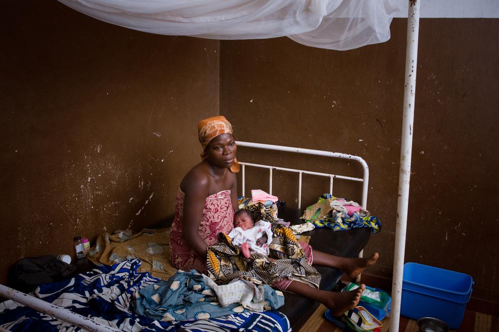 Ketou maternity hospital.
