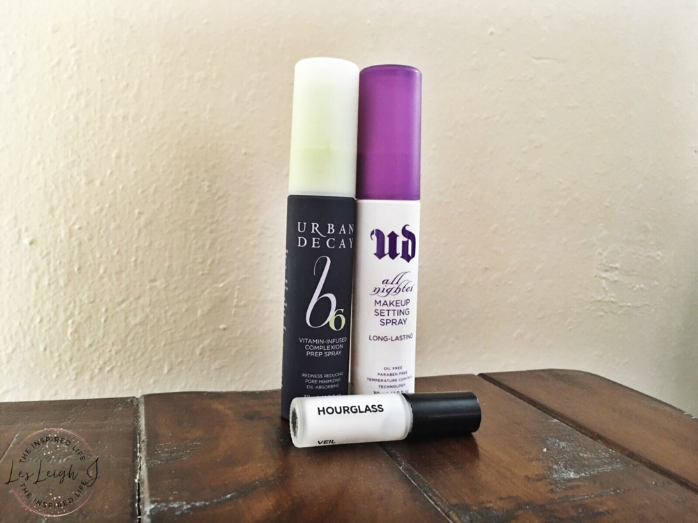 Primers and Setting Spray