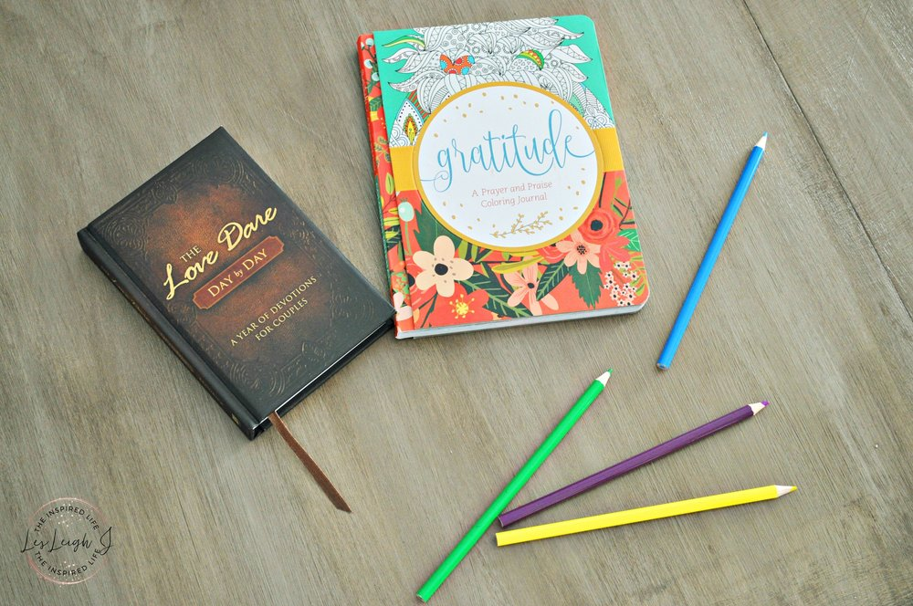 Love Dare Devotional & Gratitude Journal