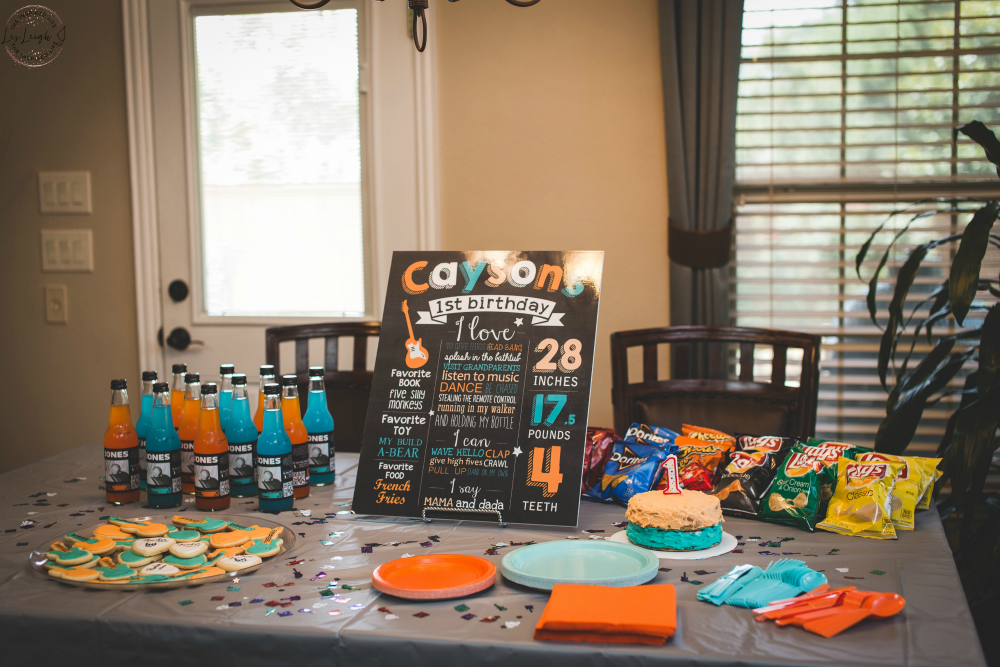 The Inspired Life-Cayson's Turning One Tour Party