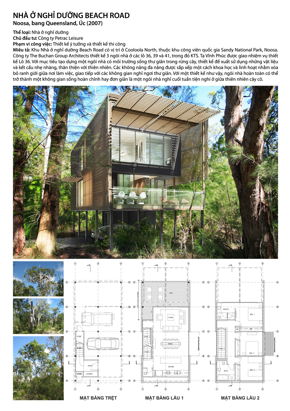 P+P Architects & Consultants - The Buchan Group Architects
