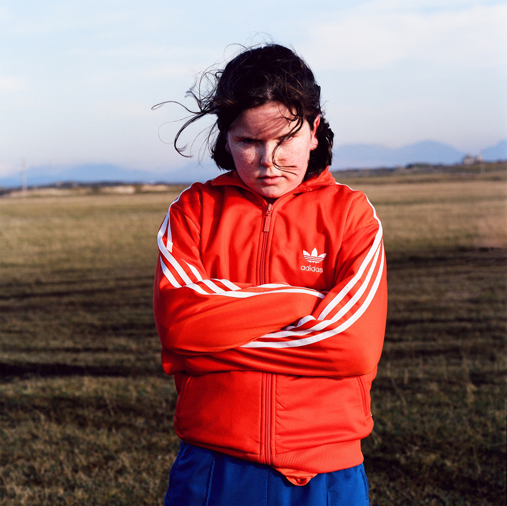 The girl from Connemara. John Kobal Award, Runner up 2001