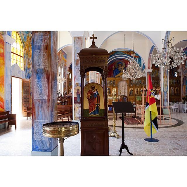 "25°58'30.5""S 32°35'34.6""E, 12/02/2014, 1411 African Madonna, Igreja Ortodoxa Grega dos Arcanjos, Maputo, Mozambique #madonna #mozambique #maputo #greek #orthodox #church #jesus #easter #eastersunday #rebirth"