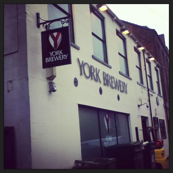 York Brewery, York, England