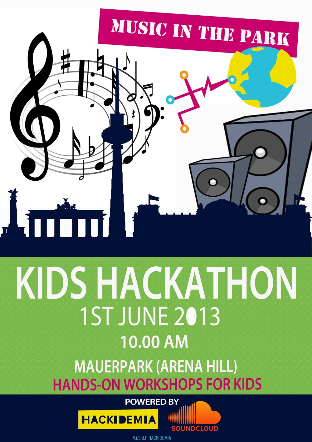 Kids Hackathon Berlin  #2 - Music Making Edition