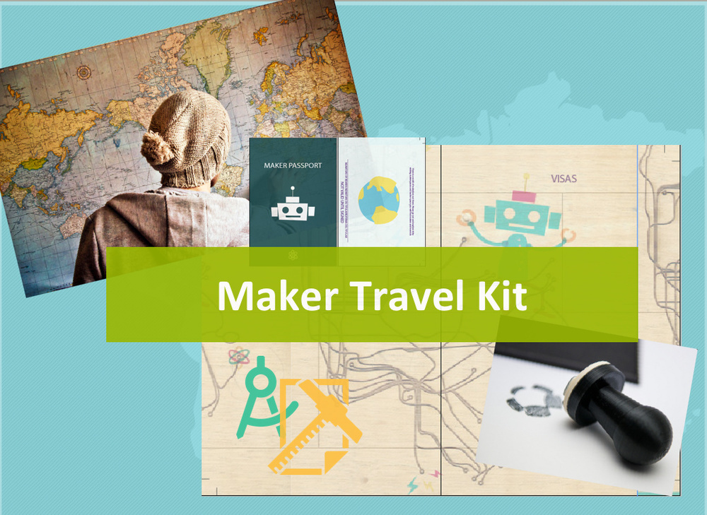Presents we recommend for Christmas HacKIDemia – Travel Map Maker