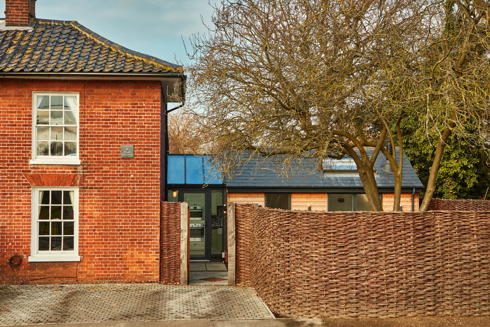 EXTENSION TO LISTED BUILDING, MARTLESHAM > >