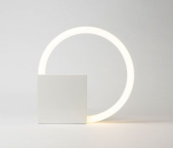 Cubo table lamp