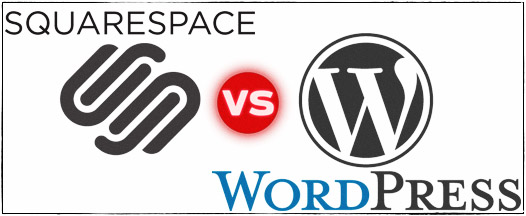 squarespaces versus wordpress studiopress sites