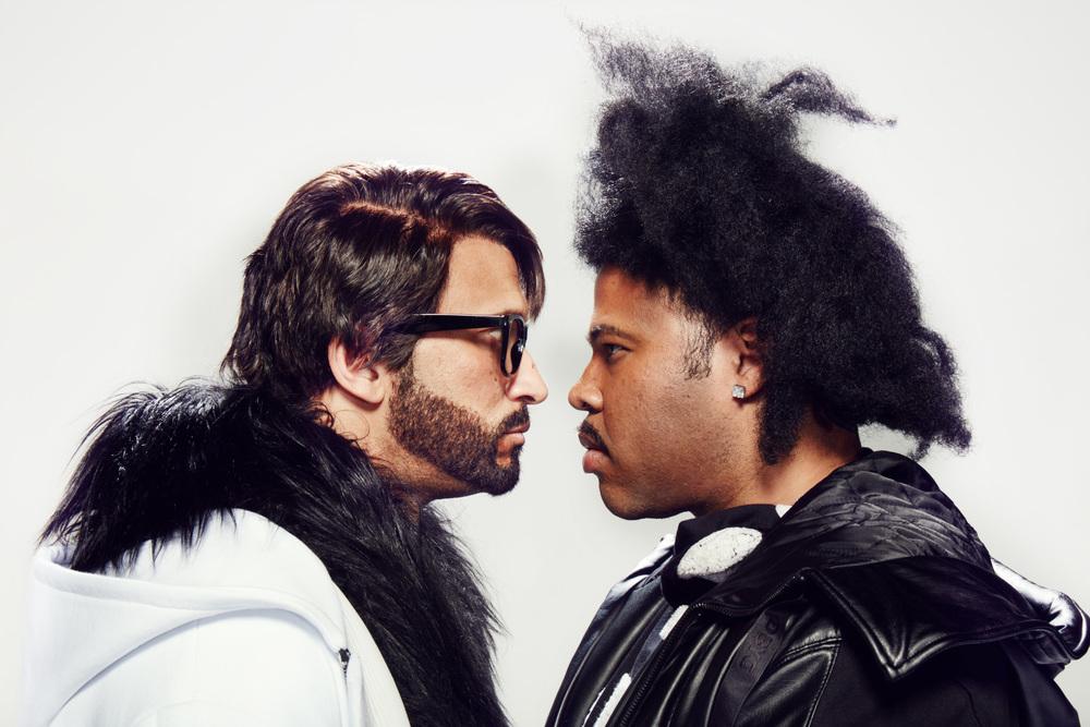 Keegan-Michael Key and Jordan Peele.PHOTO: SQUARESPACE