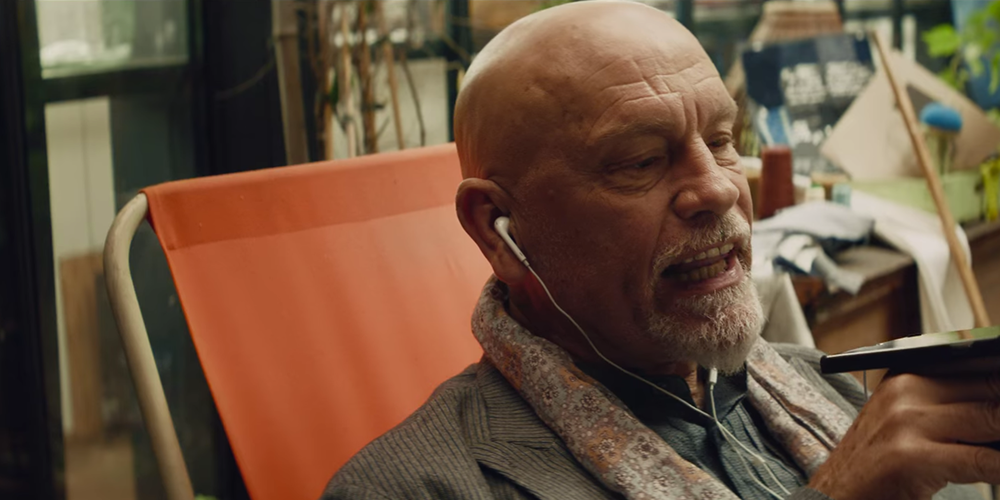 John Malkovich tries to persuade a dude with the same name to give up JohnMalkovich.com.