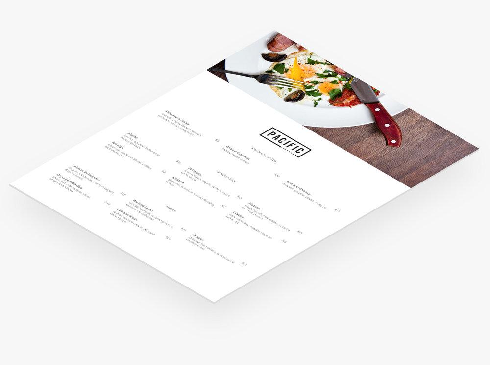 Templates de Site de Restaurante