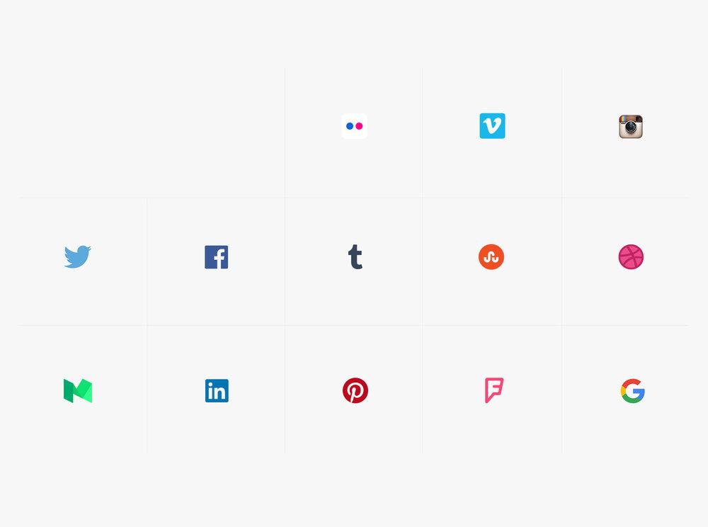 Integrações a Redes Sociais nos Sites de Restaurante