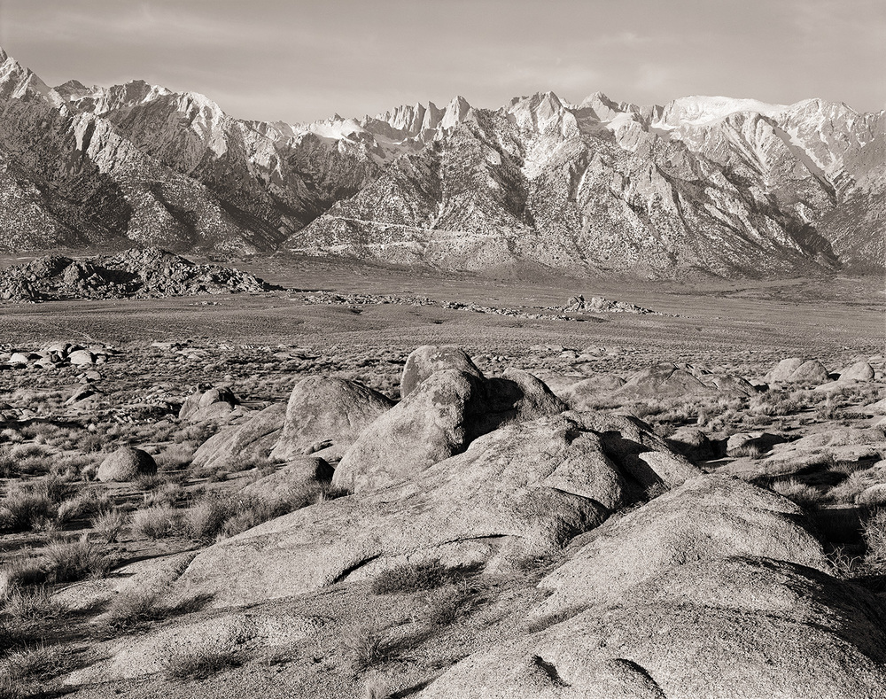 Richard Boutwell-Owens Valley, 2007