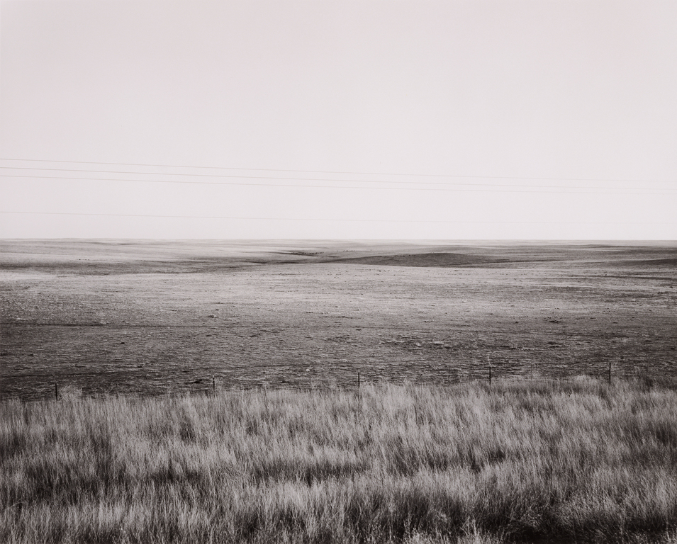Lincoln County, Colorado, 1977   Robert Adams   from the exhibition  Landscapes of Harmony and Dissonance