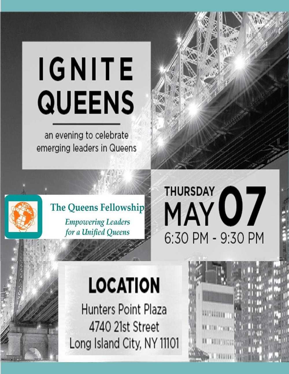 Guests enjoyed performances from local artists, sampled food and drinks from local Queens vendors and   networked with the 2014-2015 Queens Fellows and other   emerging leaders throughout the borough.      All of the proceeds from this event were used to support the 2015 One Queens Grant which distributed funds to    projects/programs for young adults (ages 14-25) in the areas of financial literacy, job readiness, STEAM education or entrepreneurship.