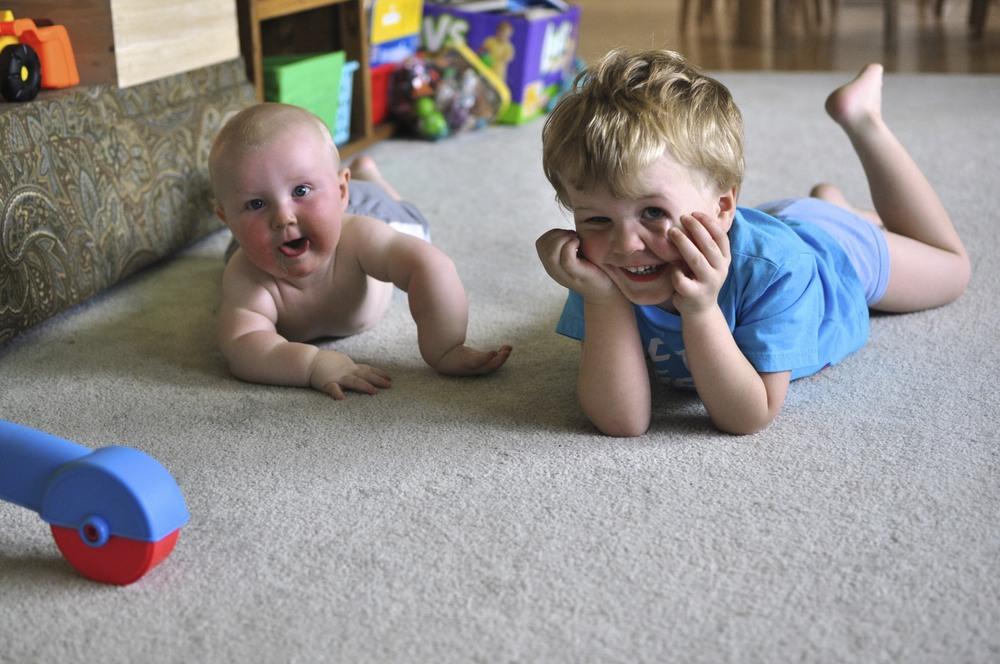 Goofy brothers.