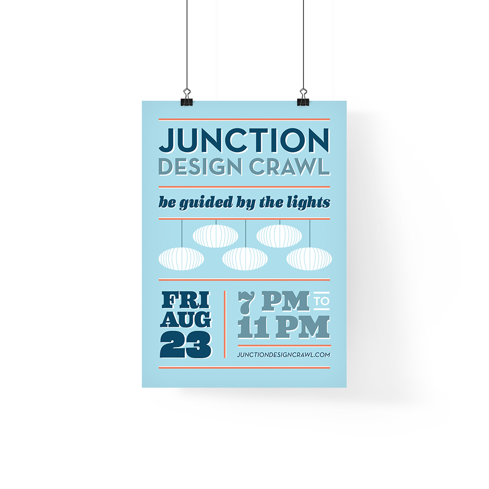 Junction Design Crawl