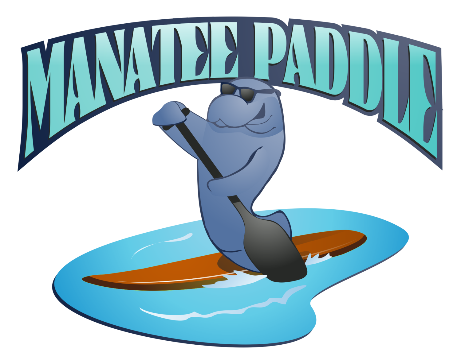 Paddleboard, Kayak, and Swim with a manatee in Crystal River, Florida