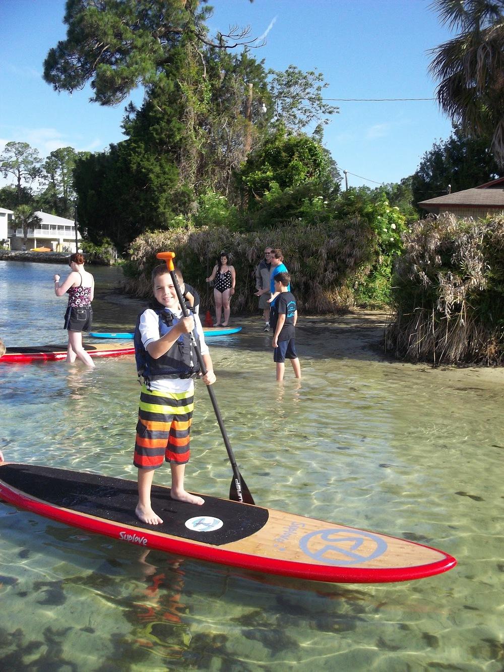 Crystal River Paddleboard And Kayak Rentals