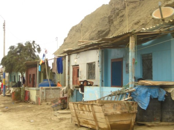 Northern Peruvian Fishing Village [].jpg