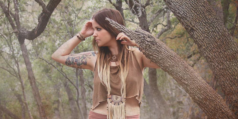 To Dance Among The Trees Lookbook...
