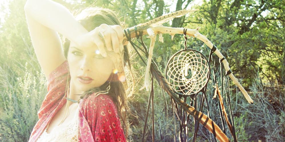 Spirit Tribe Dreamcatcher...