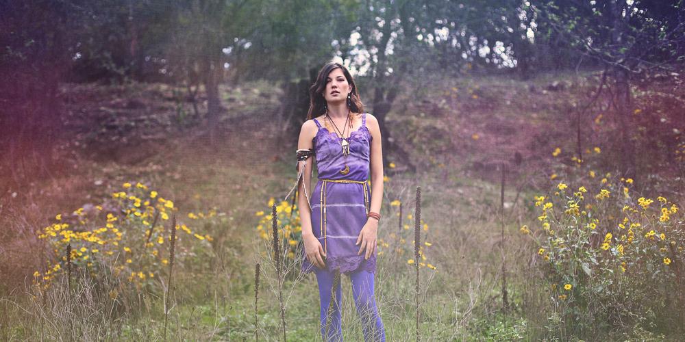 Lune Vintage Slip Dress...