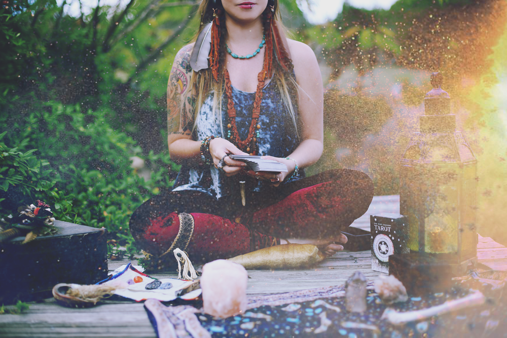 Ritual & Roses Lookbook via The Bohemian Collective