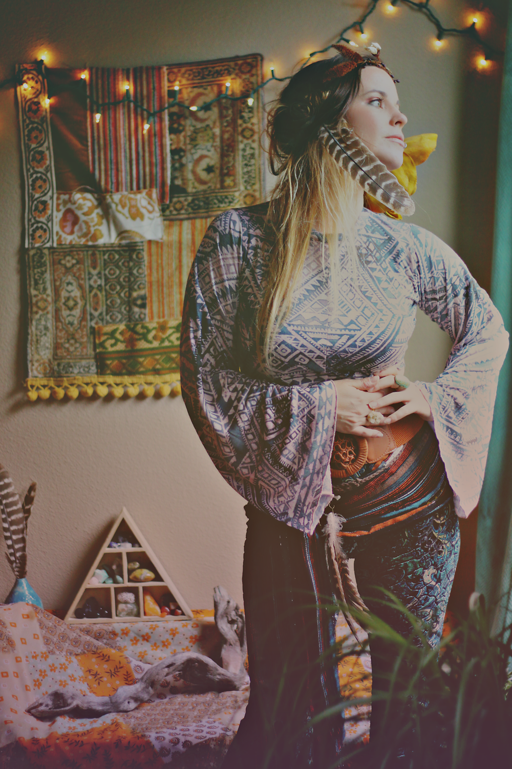 Lookbook via The Bohemian Collective
