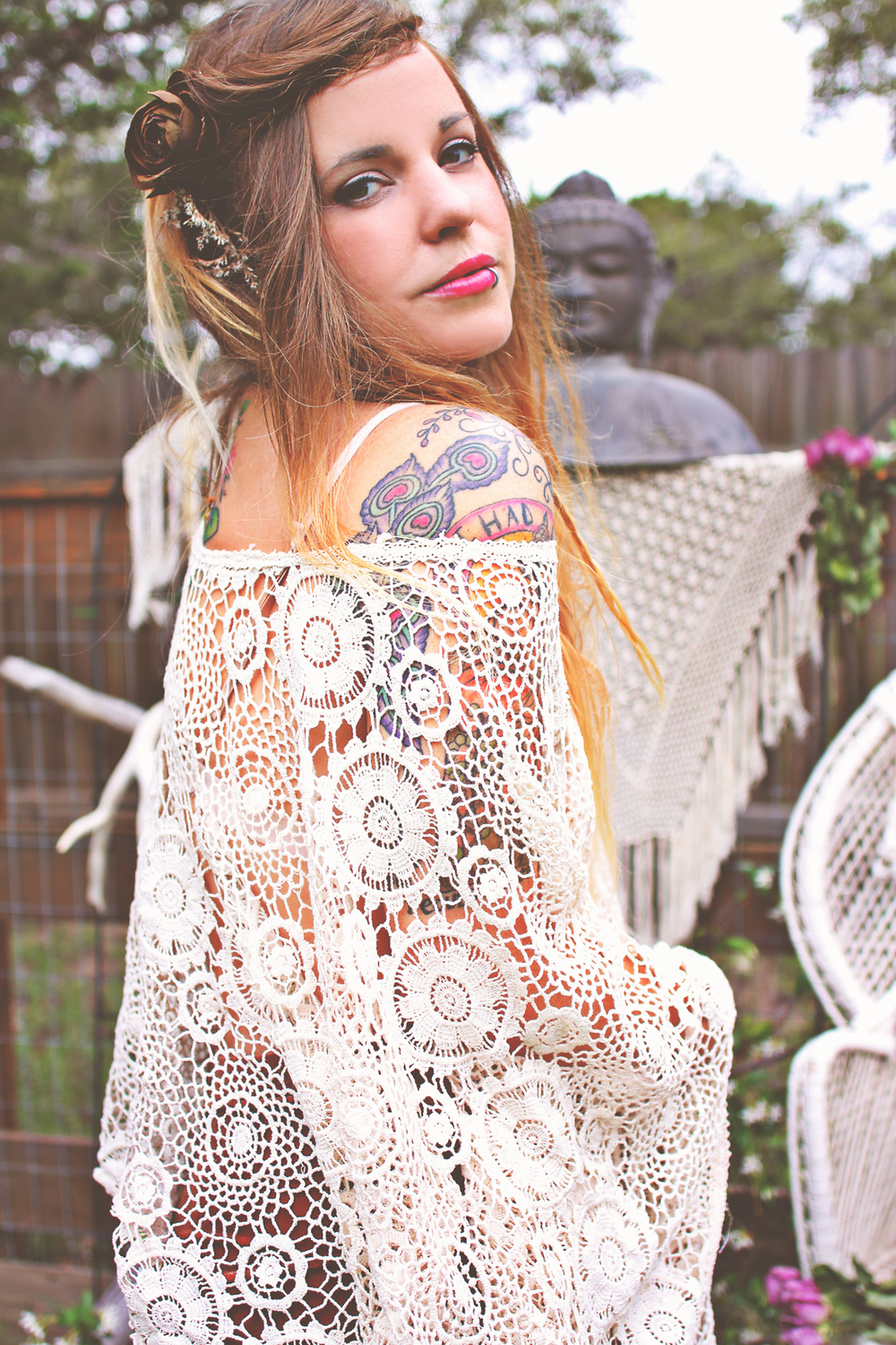 Summer Romance Lookbook via bohocollective.com