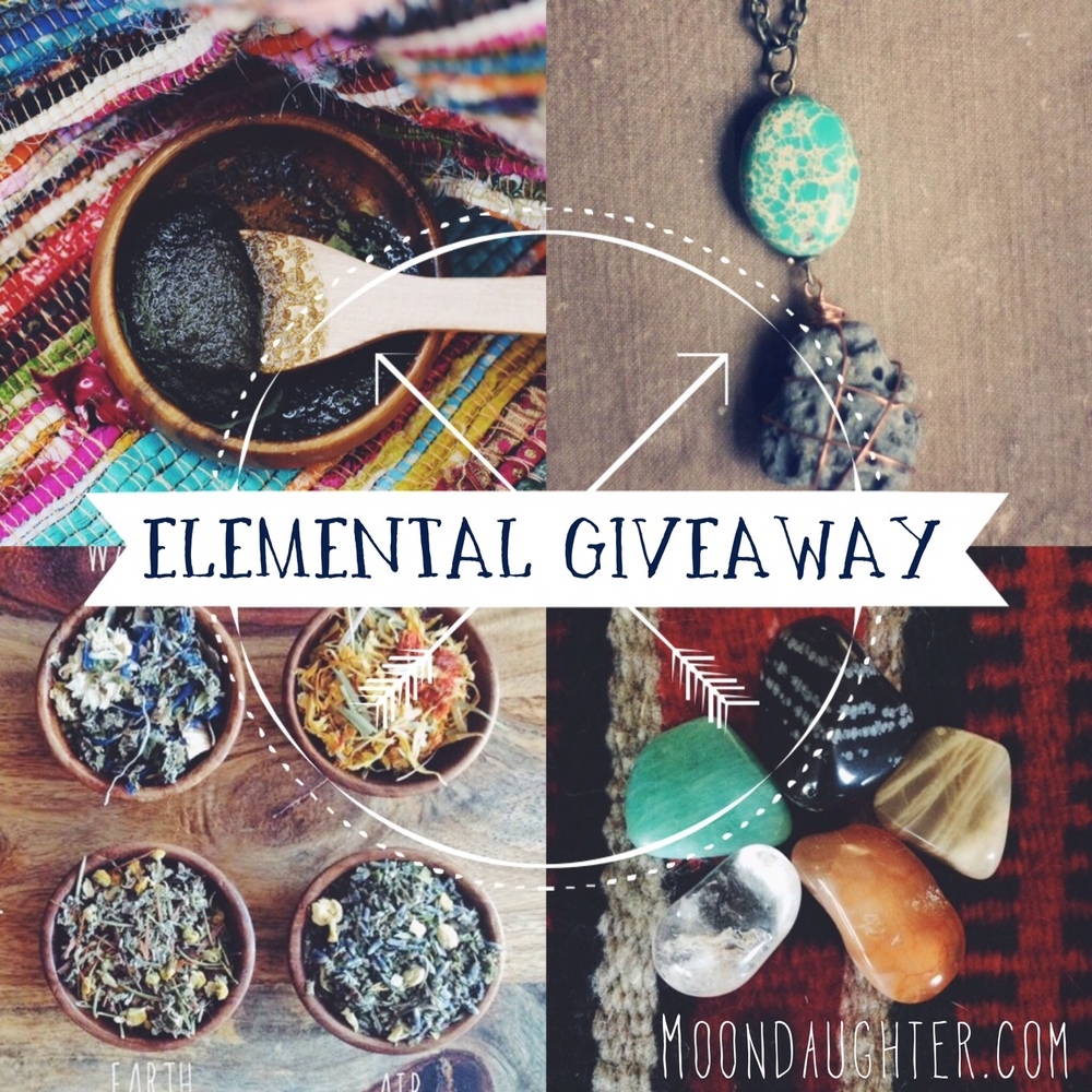 Elemental giveaway