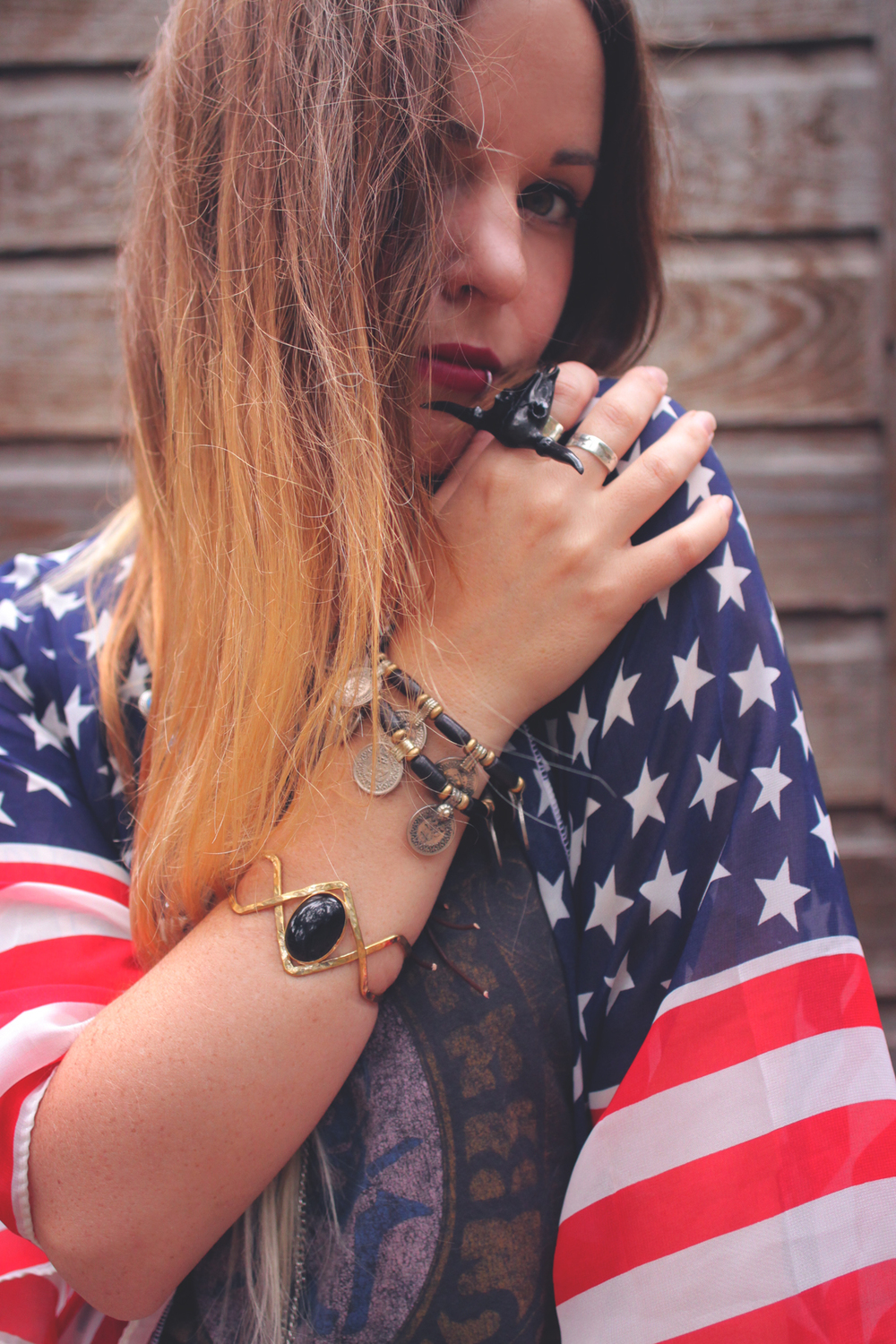 Americana Lookbook via bohocollective.com