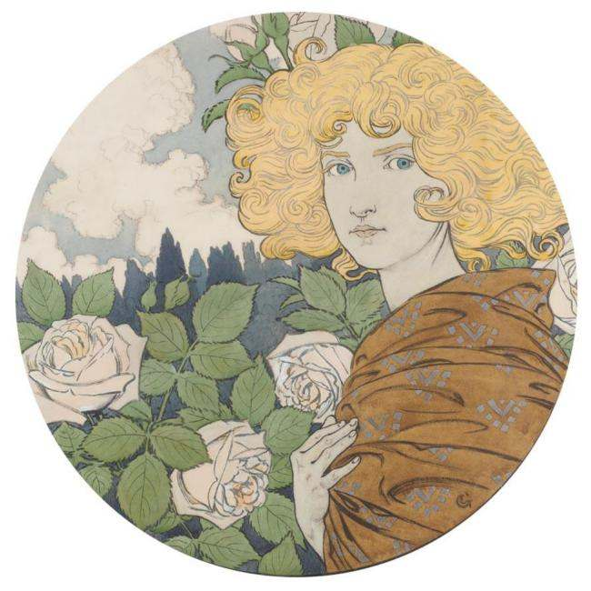Image via  Mystic Mamma  & created by  Eugene Grasset