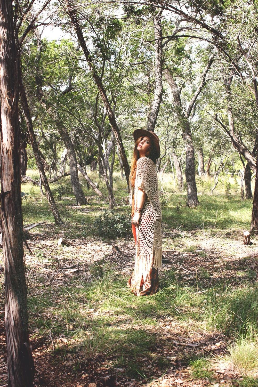 Velvet Dust Lookbook via bohocollective.com