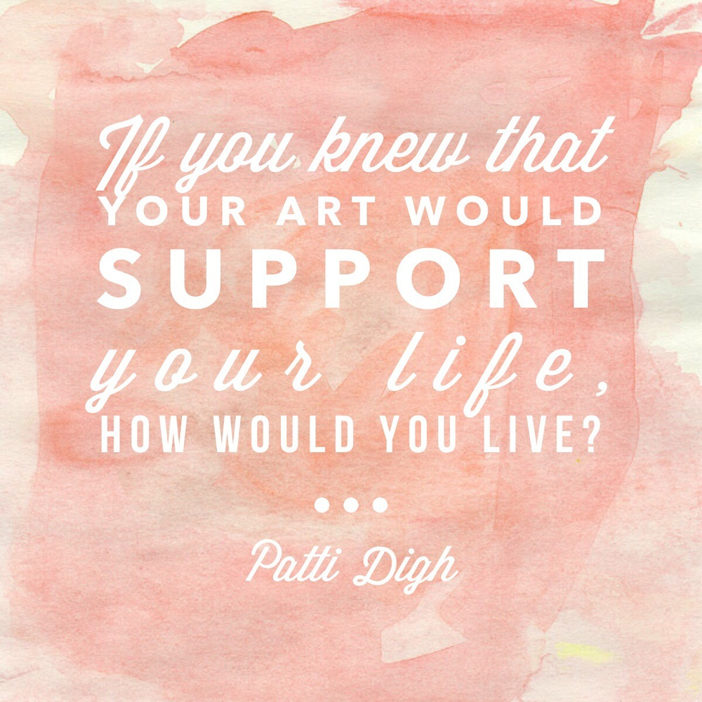 Patti Digh quote