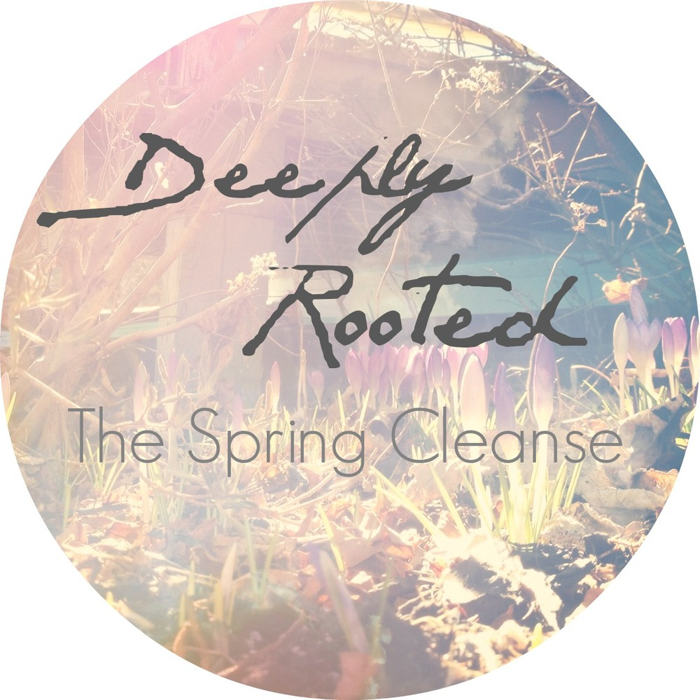 Deeply Rooted Spring Cleanse stephanieperkinson.com