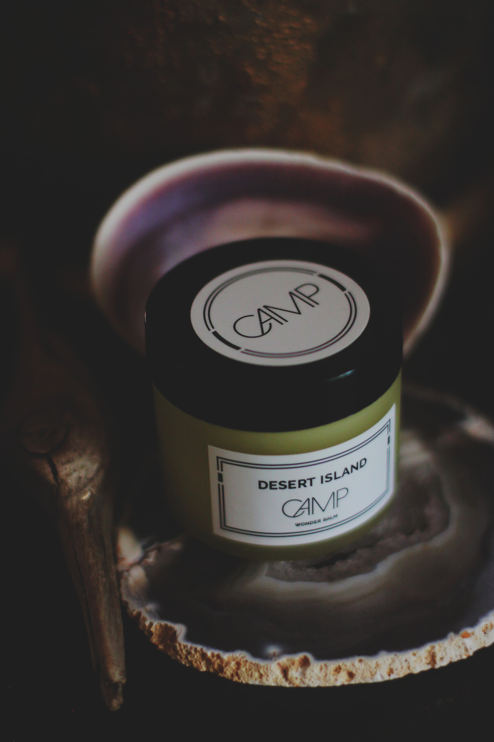 Camp Skincare via bohocollective.com