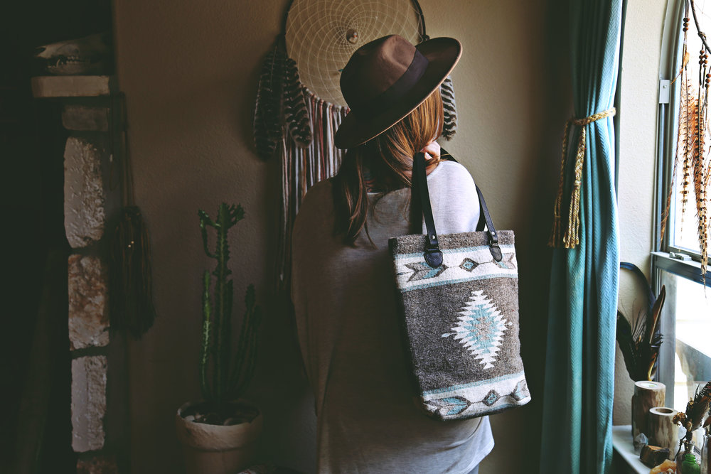 Manos Zapotecas Bags via bohocollective.com