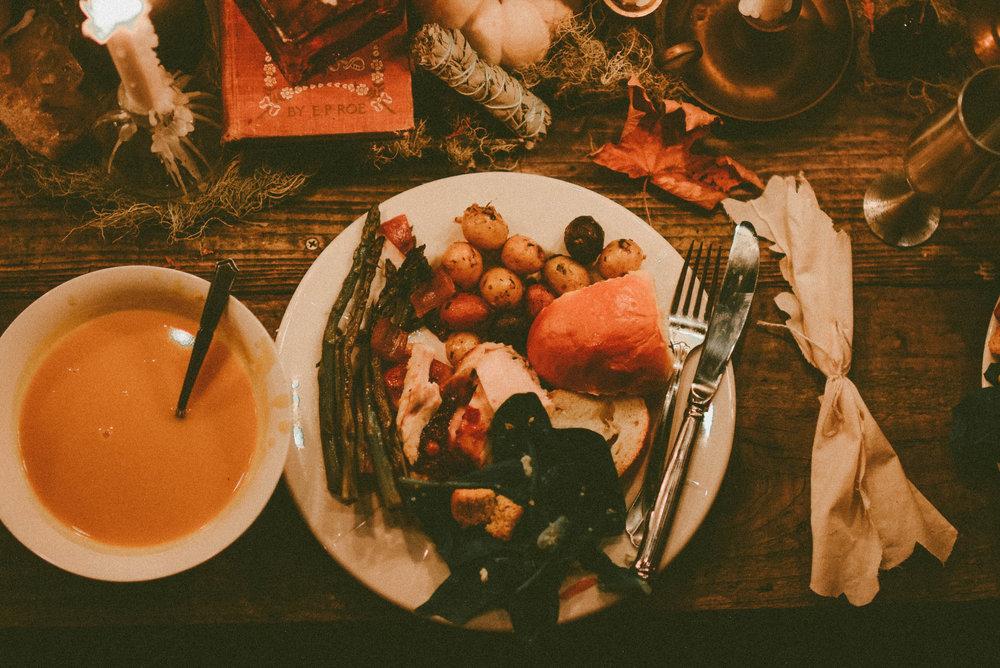 In Autumn We Gather via bohocollective.com