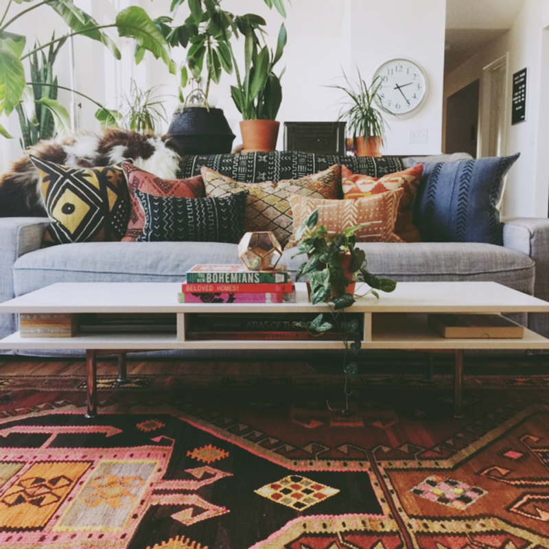 DK RENEWAL // FOR THE MODERN BOHEMIAN HOME