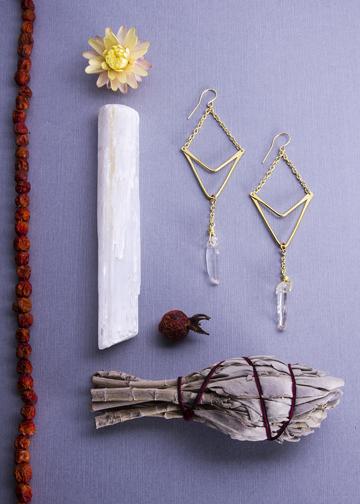 Jessie Pheonix Jewelry via bohocollective.com